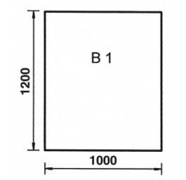 ORANIER Bodenplatte Rechteck B1