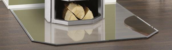 oranier zubeh r bodenplatte trapez b2 aus glas oder stahl. Black Bedroom Furniture Sets. Home Design Ideas