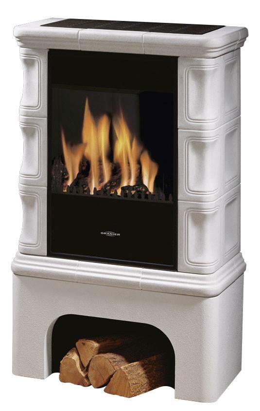 oranier gaskaminofen 8950 50 elba gas. Black Bedroom Furniture Sets. Home Design Ideas