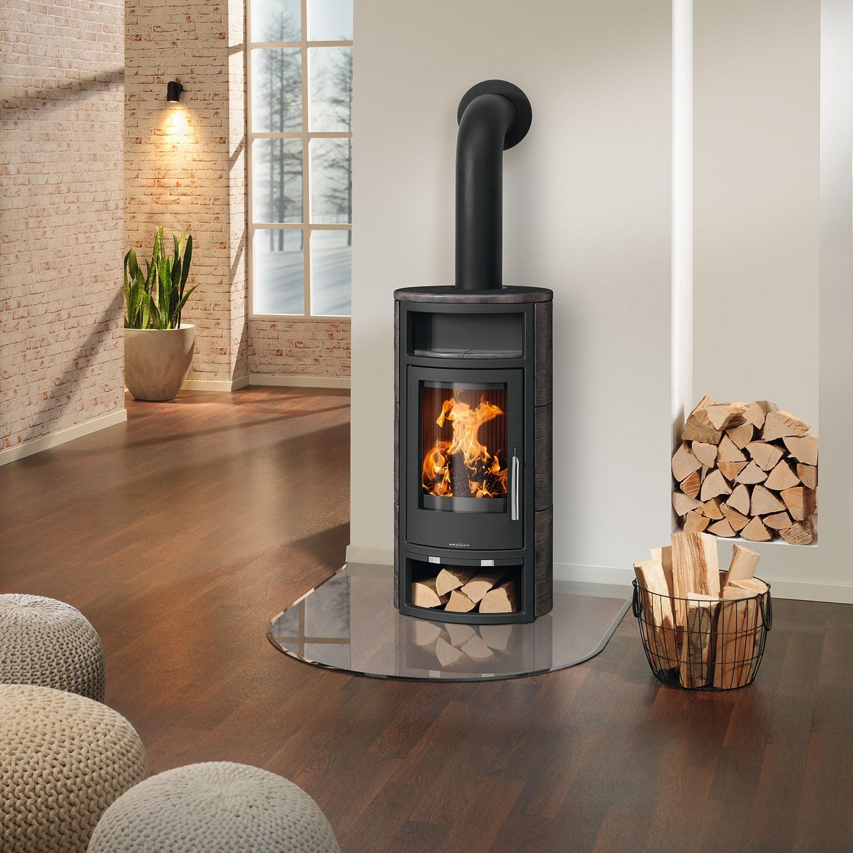 kaminofen 4 kw great austroflamm kaminofen mono with. Black Bedroom Furniture Sets. Home Design Ideas