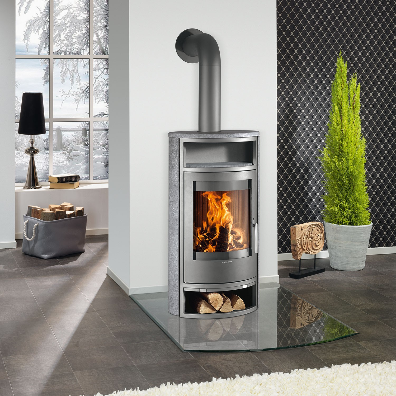 oranier kaminofen polar 8. Black Bedroom Furniture Sets. Home Design Ideas