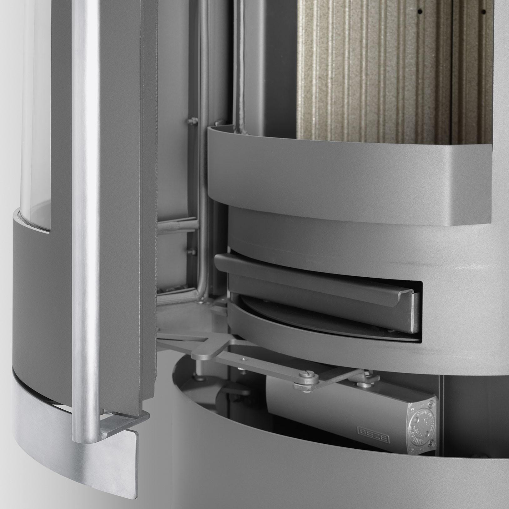 oranier kaminofen polar neo 8. Black Bedroom Furniture Sets. Home Design Ideas
