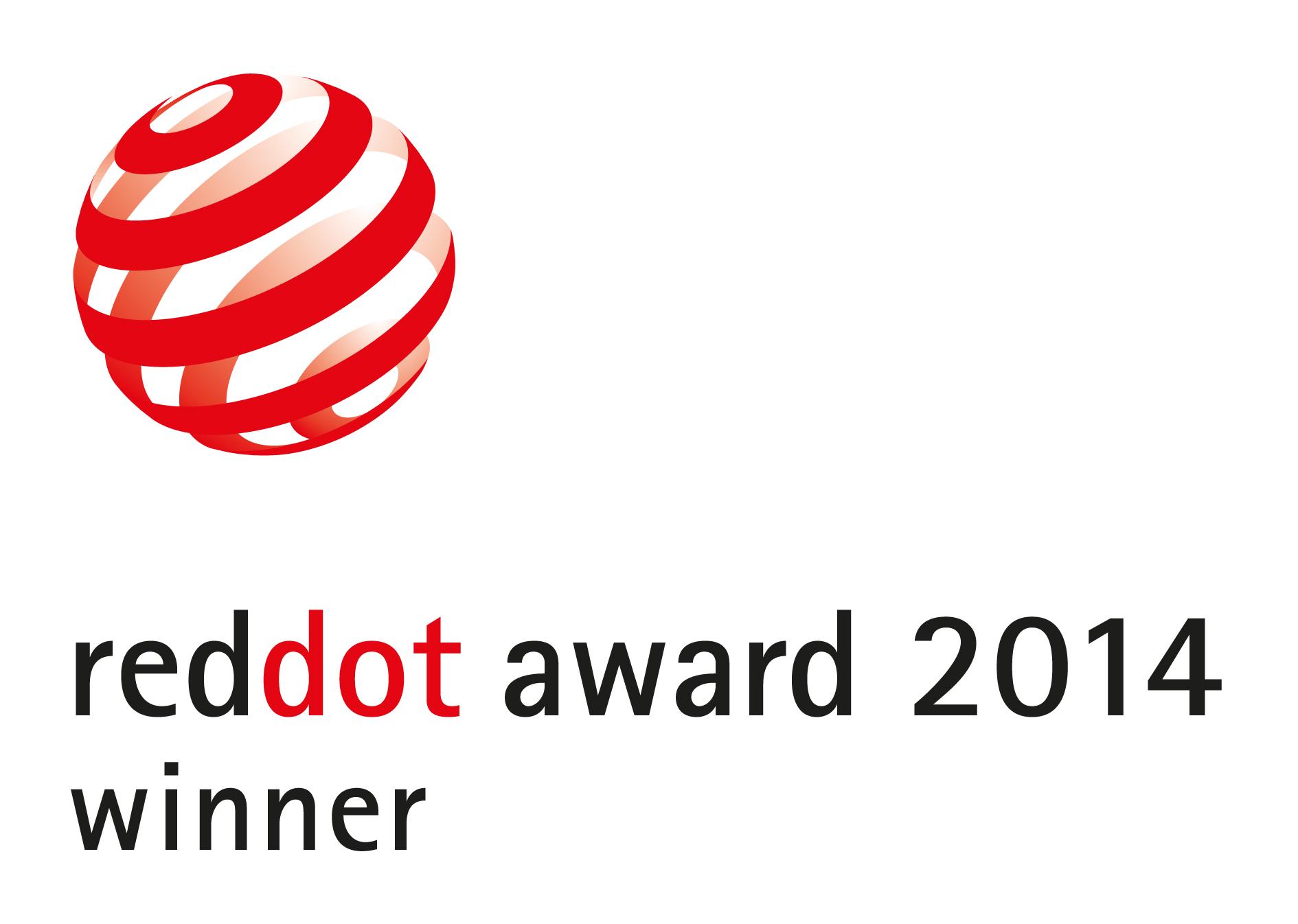 """Oranier gewinnt den """"red dot award"""" 2014"""