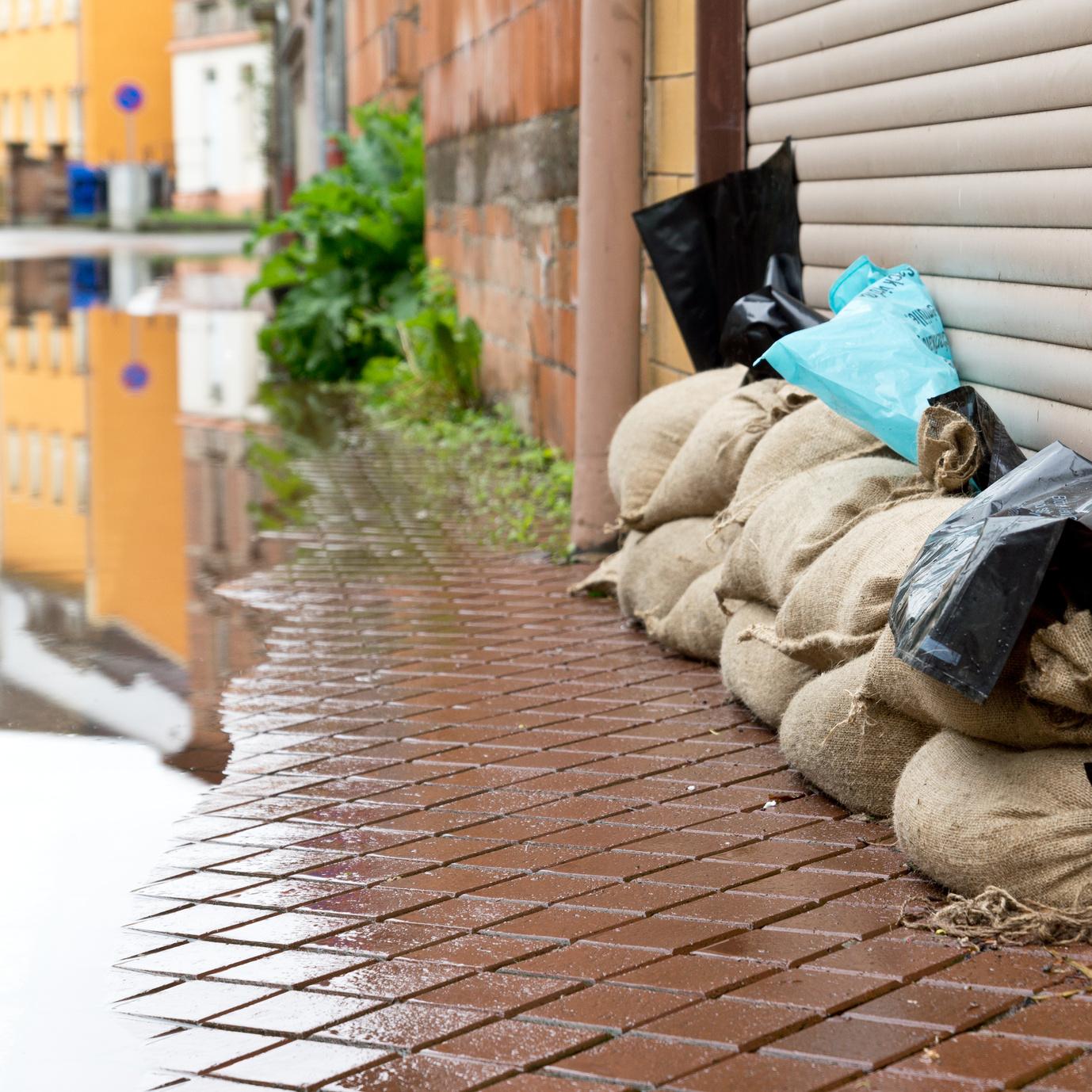 Flutopferhilfe in Deutschland