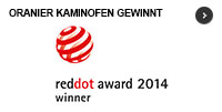"""ORANIER gewinnt """"red dot award"""" 2014"""